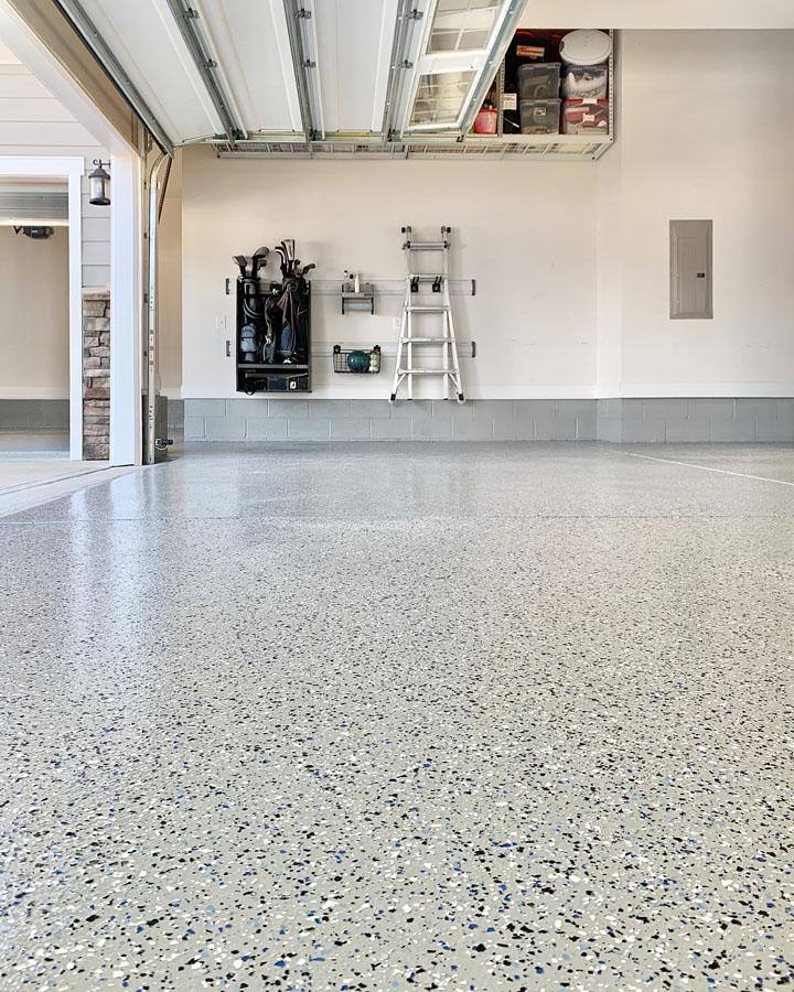 Diy Epoxy Garage Floors