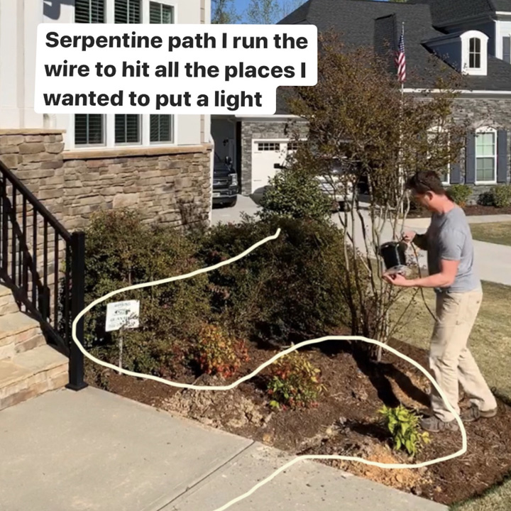 Install Landscape Lighting For Added Curb Appeal